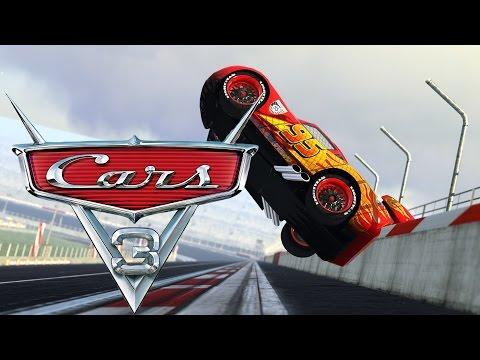Thumbnail: CARS 3 Teaser Trailer Official (2017) TrackMania 2 REMAKE
