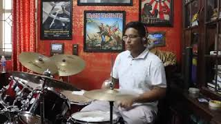 Psycho Killer -The Talking Heads(Drum Cover)