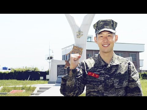 Son Heung-min's incredible achievement during military service | Oh My Goal