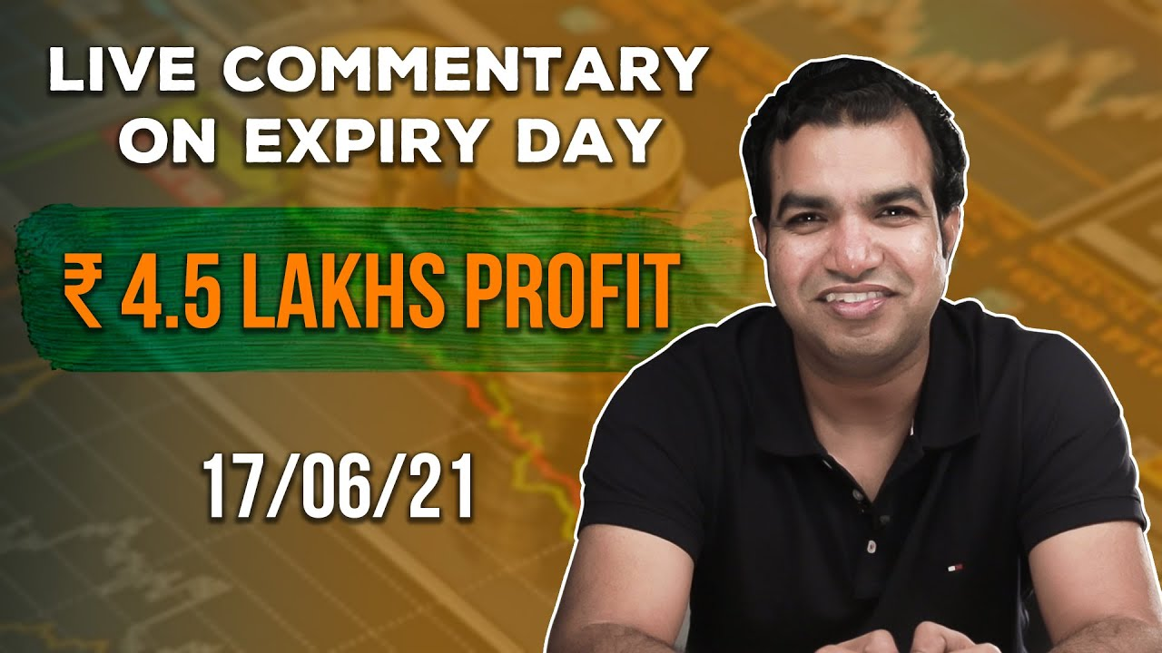 How I Made Profit of ₹ 4.5 Lakhs in Bank Nifty Options Buying | Live Commentary | Scalper Pros