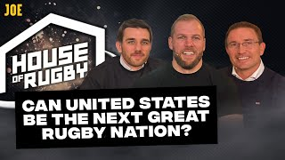 The One About Wasps, the NFL \u0026 USA Sevens | House of Rugby S2 E23