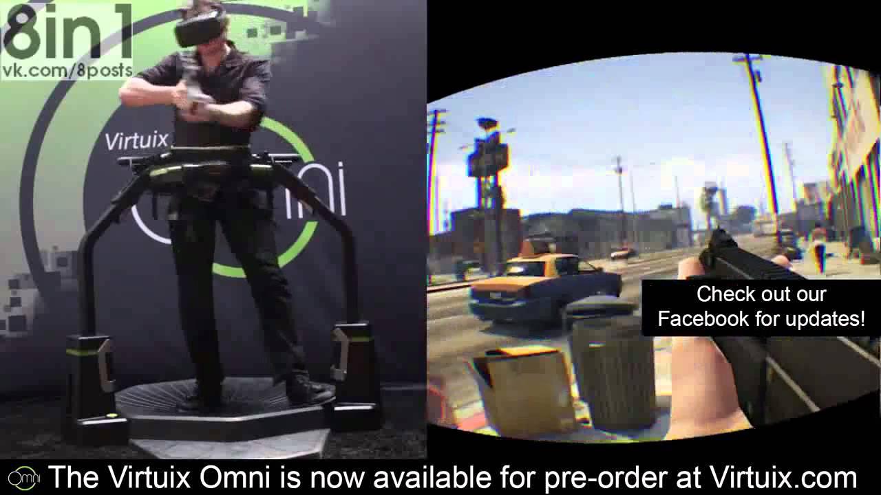 Гта 5 с очками виртуальной реальности черный кофр мавик айр недорогой