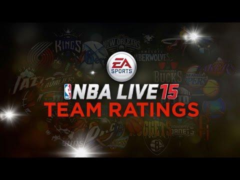 NBA LIVE 15 - Southwest Division