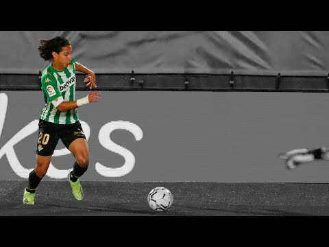 As Not Seen On TV: Diego Lainez against Real Madrid