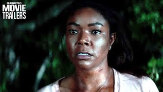 Breaking In | First Trailer for Gabrielle Union thriller movie