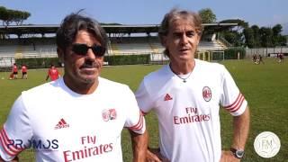Evani e Mussi al Milan Junior Camp di Forte dei Marmi(, 2017-05-02T10:06:35.000Z)