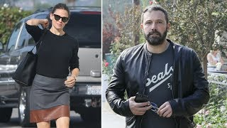 Ben Affleck Asked If The Boston Red Sox Will Beat The L.A. Dodgers In Game 5