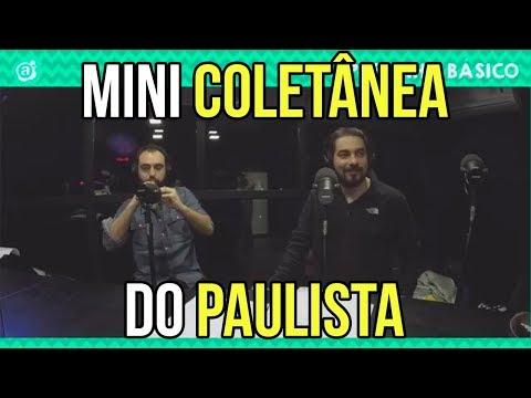 MINI COLETÂNEA DO PAULISTA