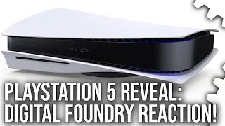 DF Direct - PlayStation 5 Reveal Analysis + Reaction!