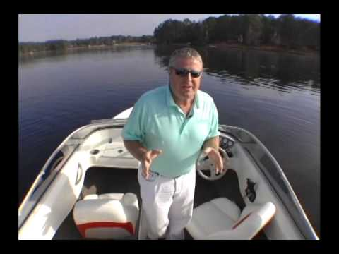 Stingray 180RX Walk-thru Video from Boating Life Magazine