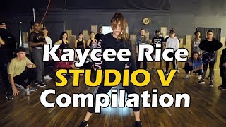 Kaycee Rice - Studio V Dance Compilation