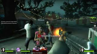L4D2 Campaign Ep3 Why So many Hunter's