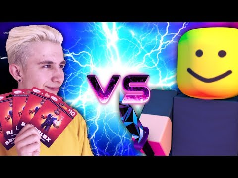 50$ ROBLOX GIFTCARD BET 1v1 WITH FANS! (gone Wrong..)   JD Roblox Show