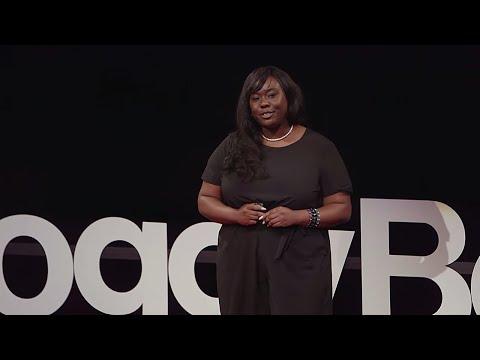Closing the higher education funding gap   Stacie Whisonant   TEDxFoggyBottom