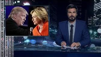 Jukka Lindström & Noin viikon uutiset: Trump vs. Clinton
