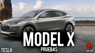Probamos el Tesla Model X