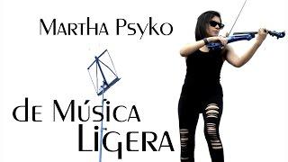 DE MUSICA LIGERA 💿 en VIOLIN ELECTRICO!! (Soda Stereo)...Hermoso!!