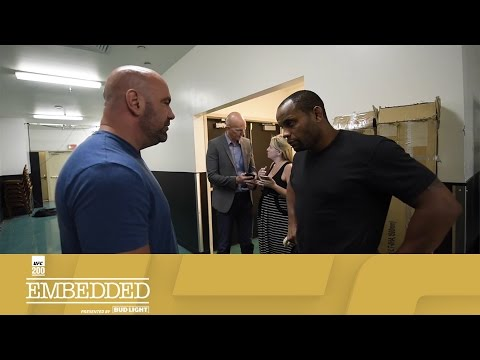 UFC 200 Embedded: Vlog Series - Episode 5