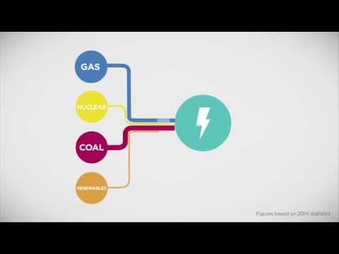 Energy: Where do we get our energy from?