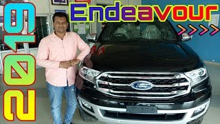 Ford Endeavour 2019..🚕 | Luxurious 4x4 SUV |