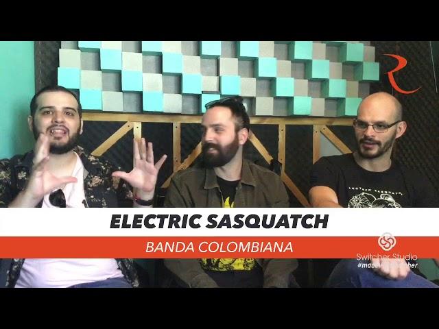 Electric Sascuatch