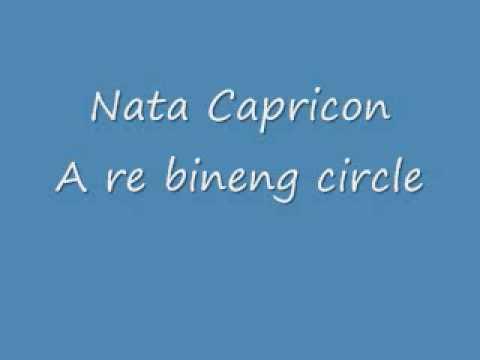 Nata Capricon A re bineng circle