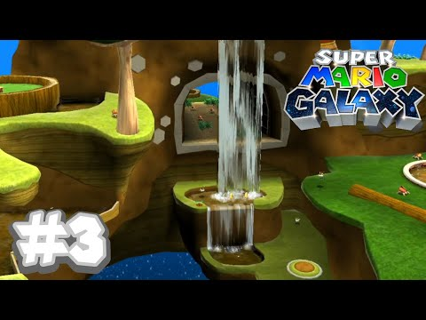 Super Mario Galaxy #3 - Honeyhive Galaxy (Super Mario 3D All Stars)