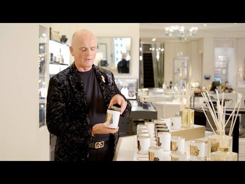 A Quick One On Home Scent - At Bergdorf Goodman