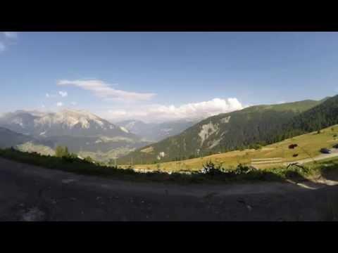 GoPro 3+ Timelapse - Muttenalm - Graubünden - 1080p - Full HD