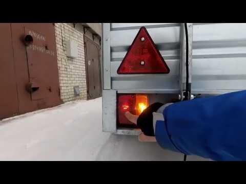 Как самому подключить электрику к прицепу на Рено Дастер