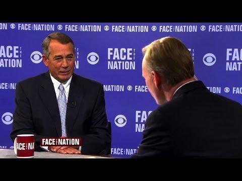 John Boehner: Why I quit the speakership