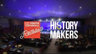 History Makers conference 2016 | REMAIN