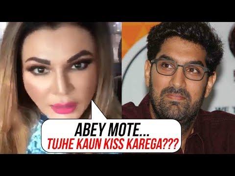 Rakhi Sawant INSULTS Kunal Roy Kapur, Calls Him Fat, Uses Vulgar Language