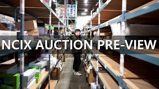 NCIX Bankruptcy Auction Preview