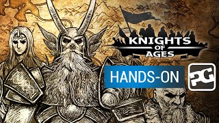 KNIGHTS OF AGES - Android, iPhone, iPad | Classic Turn-based RPG Gameplay