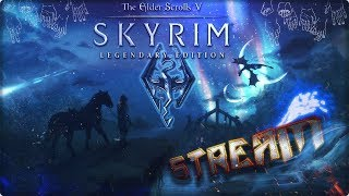 СОБАКА В ФОЛКРИТЕ - TES V: Skyrim Legendary Edition mods [ВЕЧЕРНИЙ STREAM]