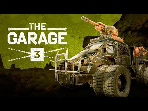 [Guide] Crossout: The Garage | Episode 3