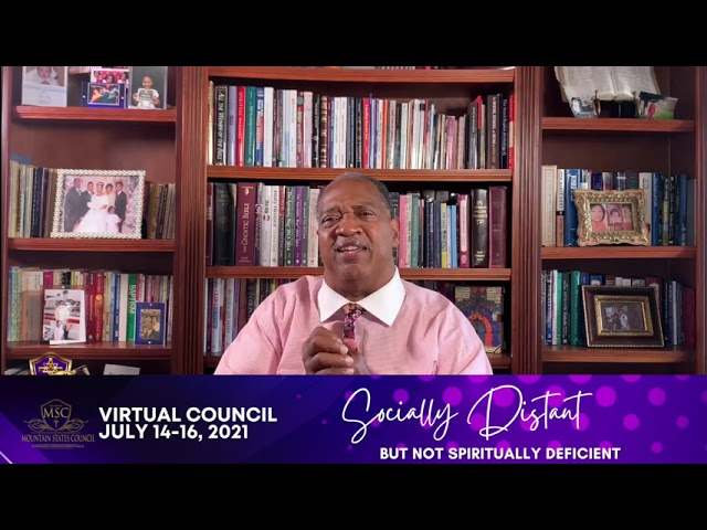 BIBLE STUDY WITH BISHOP GREGORY NEWMAN