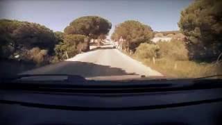 LLegando a las dunas de Punta Paloma, Tarifa, Cádiz
