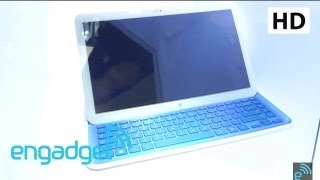 Samsung Concept Laptops Hands On | Engadget at IFA 2012