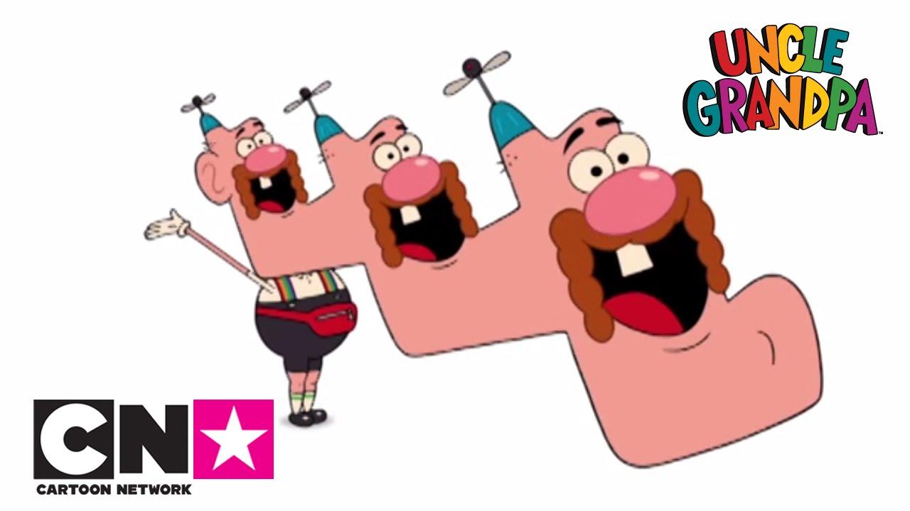 Zwiastun Wujcio Dobra Rada Cartoon Network Youtube