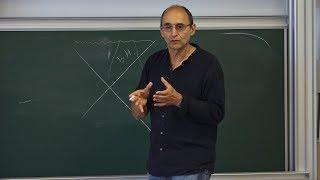 Sergiu Klainerman - 1/4 On the Mathematical Theory of Black Holes