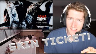 Download Chris REACTS to Slipknot - Skin Ticket