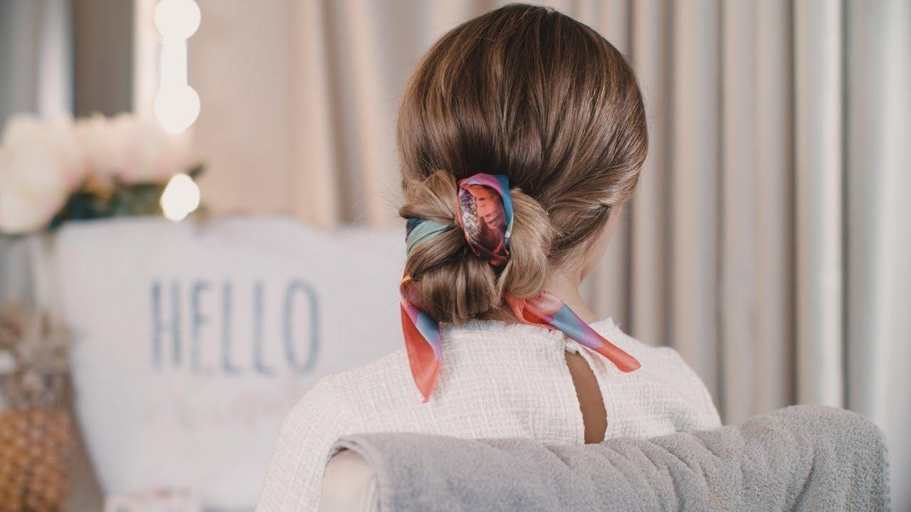 Bandana Bitte Kommen Frisuren Mit Tuch Im Haar Active Beauty
