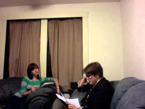 Case Management Session with Portia de Rossi