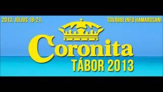 Eddie Adams Live Set @ Coronita Tábor PartyStrand 2013.07.18 16.30-18.00