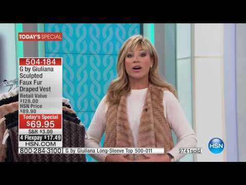 HSN | G by Giuliana Rancic Fashions 10.03.2016 - 10 PM