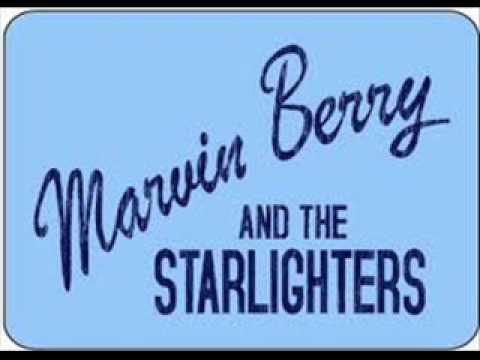 Marvin berry earth angel