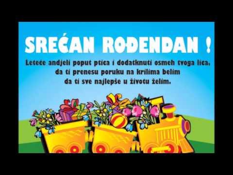 Srecan Rodjendan Ivana   YouTube