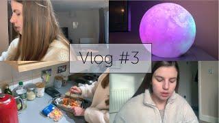 Vlog 3 пытаюсь вести здоровый образ жизни и крашу брови